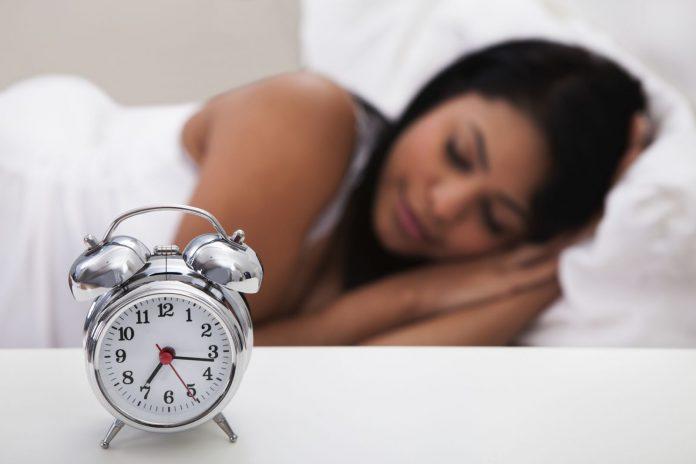 egészséges alvás